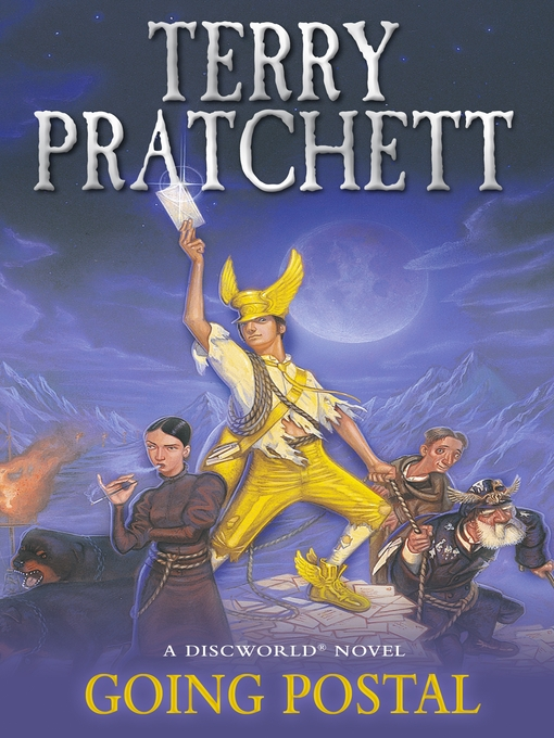 Going Postal (eBook): Discworld Series, Book 40